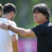 Patzer von Bernd Leno - DFB-Elf 3:2 gegen Außenseiter Australien (Foto)