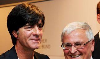 Jogi Löw und Theo Zwanziger (Foto)