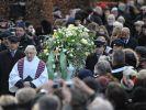 Johannes Heesters' Beerdigung (Foto)