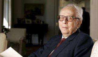 Johannes Mario Simmel mit 84 Jahren gestorben (Foto)