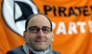 Johannes Ponader, Vorstandsmitglied der Piratenpartei, ist erneut Streitthema. Kollegen sprechen offen von Rücktritt. (Foto)