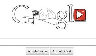 John Lennon Google Doodle (Foto)