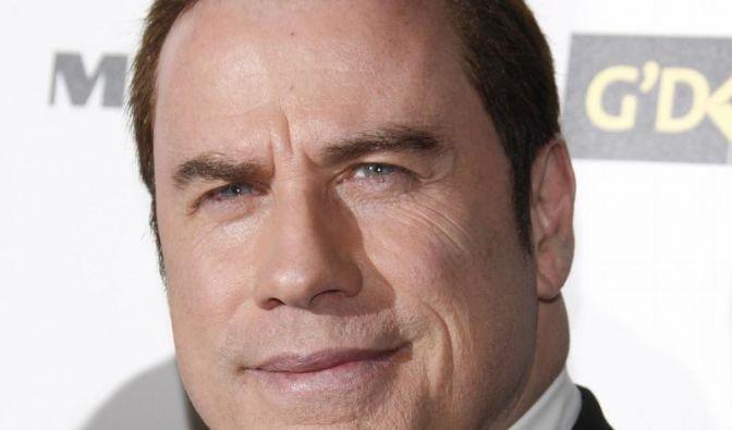 John Travolta erhält Goldene Kamera (Foto)