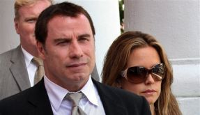 John Travolta und Kelly Preston (Foto)