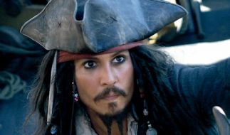 Johnny Depp als Jack Sparrow (Foto)