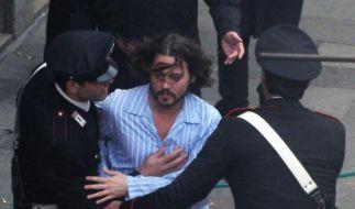 Johnny Depp landet auf dem Müll (Foto)