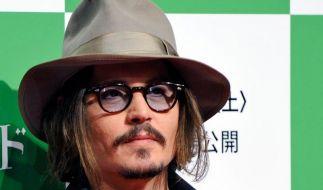 Johnny Depp plant Vergnügungspark (Foto)