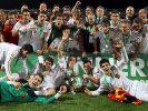 Joker Alcacer beschert Spaniern nächsten Triumph (Foto)