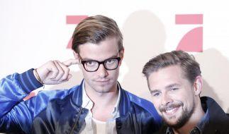 Joko (links) und Klaas: Immer für einen deftigen Fluch zu haben. (Foto)