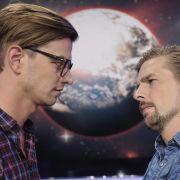 Joko Winterscheidt (links) und Klaas Heufer-Umlauf starten bei Pro7 ein Duell um die Welt.