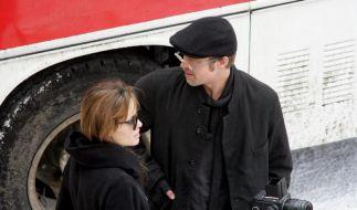 Jolie-Pitt kaufen in Paris Weihnachtsgeschenke (Foto)