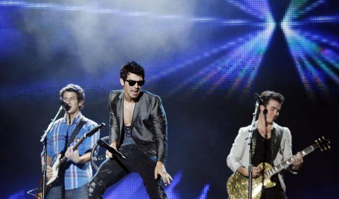 Jonas Brothers treten wieder gemeinsam auf (Foto)