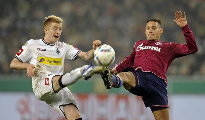 Jones gegen Reus (Foto)