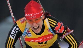 Jonsson gewinnt Verfolgungsrennen - Wilhelm Zweite (Foto)