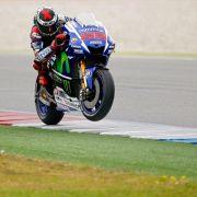 Miller gewinnt sensationell MotoGP-Rennen in Assen - Bradl Achter (Foto)