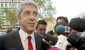José Sócrates  (Foto)