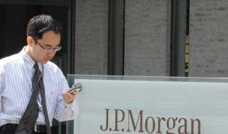 JPMorgan muss wegen unerlaubter Geschäfte zahlen (Foto)