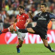 4:2! Bayern scheidet im Viertelfinale der Champions League aus (Foto)