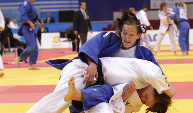 Judo-EM: Marzok verpasst direkte Olympia-Quali (Foto)
