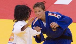Judo-EM: Tarangul wird Dritte und löst Olympia-Ticket (Foto)