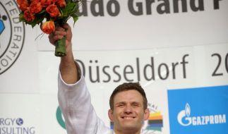 Judo-Olympiasieger Bischof siegt in Düsseldorf (Foto)