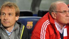 Jürgen Klinsmann und Uli Hoeneß (Foto)