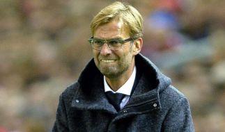 Jürgen Klopp beim FC Liverpool immer noch auf Erfolgskurs. (Foto)