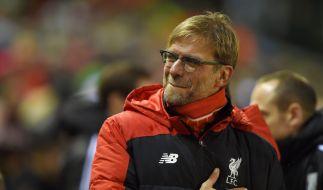 Jürgen Klopp hat seinen ersten Spieler als Trainer des FC Liverpool verpflichtet. (Foto)