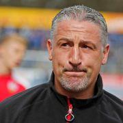 Jürgen Kramny nicht mehr Trainer vom VfB Stuttgart (Foto)