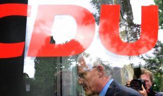 Jürgen Rüttgers will die inhaltliche Erneuerung der NRW-CDU einleiten (Foto)