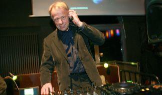 Jürgen Trittin stellt sich gerne mal ans Mischpult. (Foto)