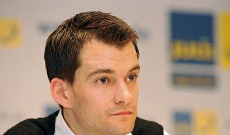 Juli-Chef Johannes Vogel (Foto)