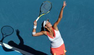 Julia Görges in Charleston im Viertelfinale (Foto)