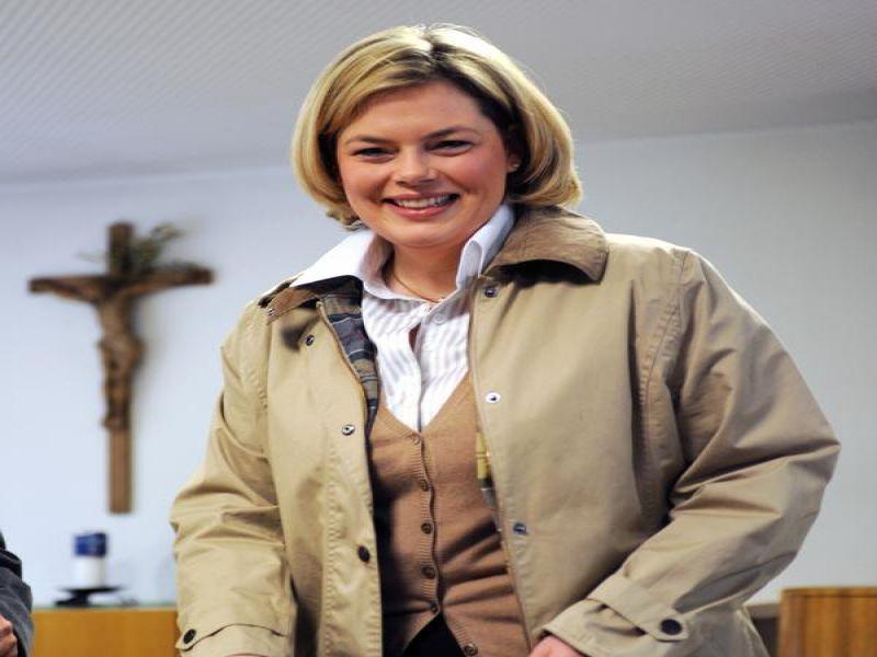 Julia Klöckner Privat