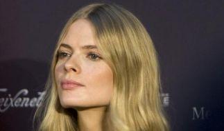 Julia Stegner wirbt für Berliner Modewoche (Foto)