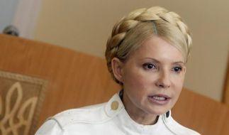 Julia Timoschenko wird sich auch wegen eines Auftragsmordes verantworten müssen. (Foto)