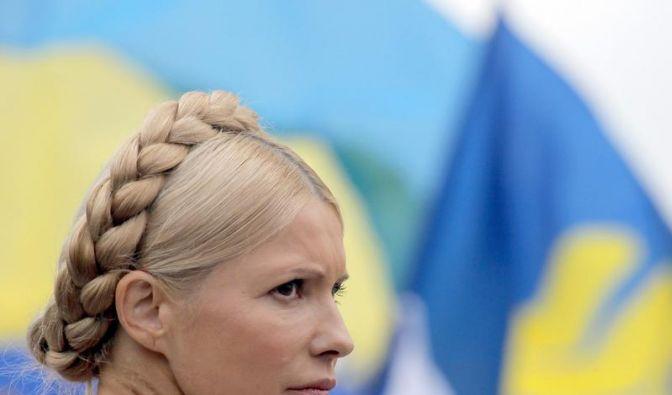 Julia Timoschenko ist für viele auch in Westeuropa immer noch ein Symbol der pro-demokratischen Orangenen Revolution von 2004. (Foto)