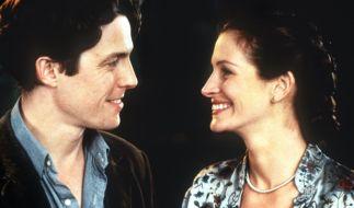 Julia und Hugh (Foto)