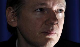 Julian Assange (Foto)