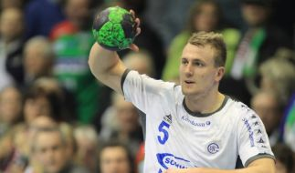 Julius Kühn soll die Nationalmannschaft nach dem Ausfällen von Steffen Weinhold und Torjäger Christian Dissinger mit frischen Kräften stärken. (Foto)