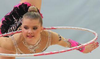 Jung auf Rang 15 im Einzelmehrkampf der Gymnastik-EM (Foto)