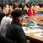Junge Menschen sind zwar rar in der deutschen Politik, aber es gibt sie.