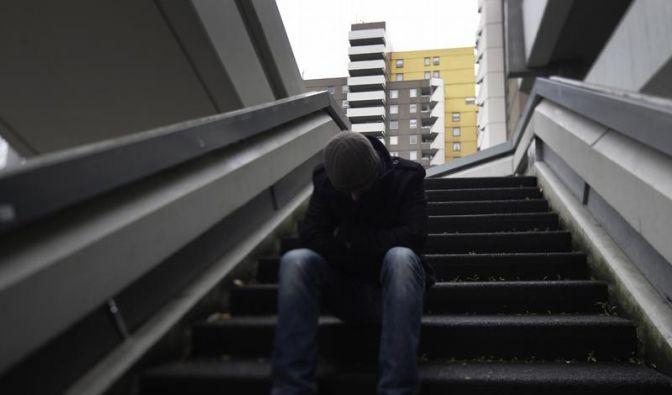 Junge Mitarbeiter oft gestresst und krank (Foto)
