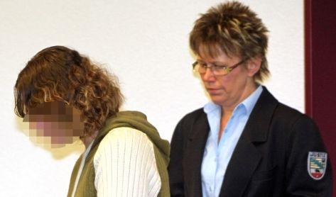 Junge Mutter in Dessau vor Gericht (Foto)