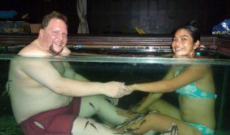 Junggeselle Andreas will in Thailand die Frau für sich finden. (Foto)