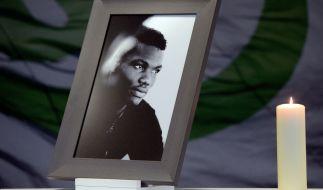 Junior Malanda war am 10. Januar 2015 tödlich verunglückt. (Foto)