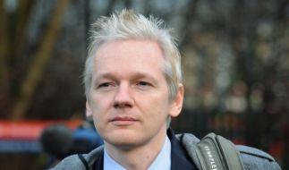 Juristischer Kleinkrieg um Assange-Auslieferung (Foto)