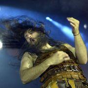 Justin «Nordic Thunder» Howard hat sich an die Spitze der Luftgitarrenzunft gespielt.
