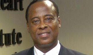 Justiz-Thriller für Arzt Murray nach Jacksons Tod (Foto)