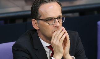 Justizminister Heiko Maas plant härtere Strafen für Vergewaltiger. (Foto)